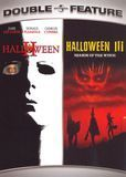 Halloween 2/Halloween 3: Season of the Witch [2 Discs] [DVD], 025195008587