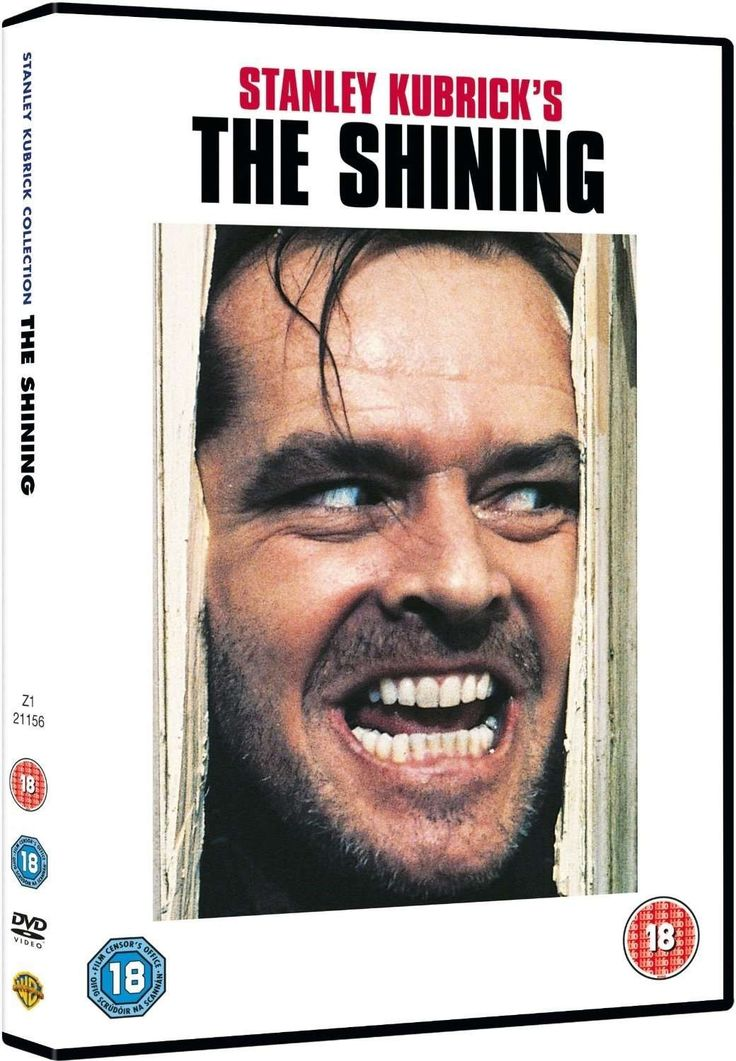 "The shining [Videoupptagning] / regi: Stanley Kubrick .... Baserad på romanen ""The shining"" av Stephen King. ... #film #rysare #dvd"