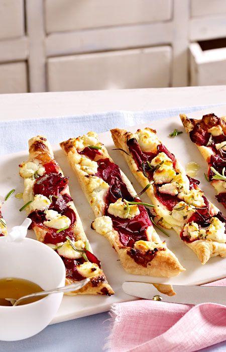 Wir lieben unkompliziertes Fingerfood!