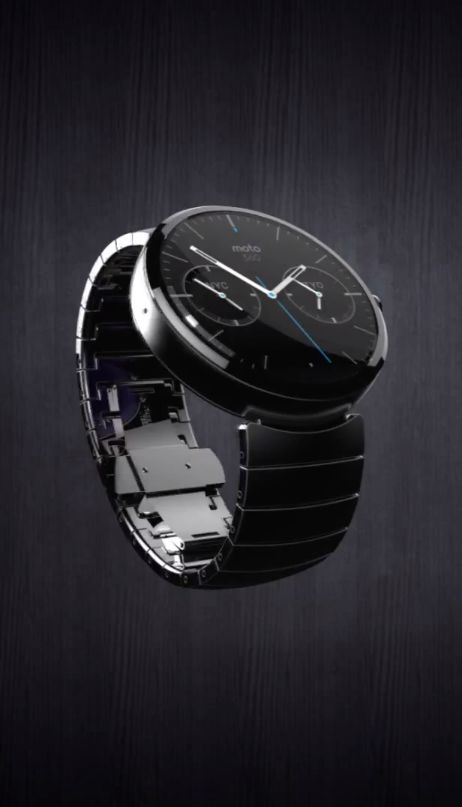 """""""The Moto 360 is almost everything a watch lover could possibly want."""""""