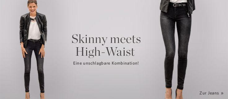 Esprit Jeans extra-slim für Damen im Online Shop kaufen