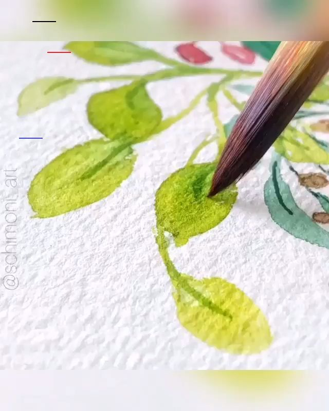 Watercolor Painting Ideas For Beginners Watercolor Painting Ideas