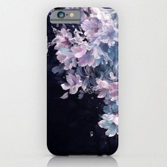 Sakura iphone case, smartphone