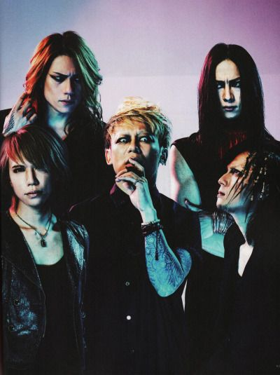 Dir en grey                                                                                                                                                                                 More
