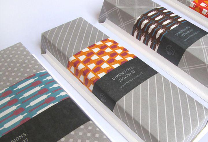 Frenkel Shop packaging by Levin Branding Design Frenkel Shop packaging by Levin Branding & Design