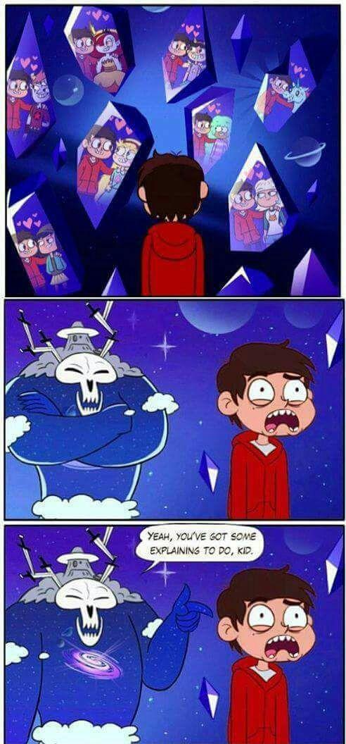 Imagenes, comics y memes [Star vs las fuerzas del mal] | Star vs the