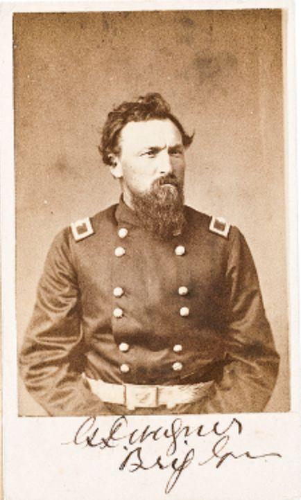 U.S. General George D. Wagner