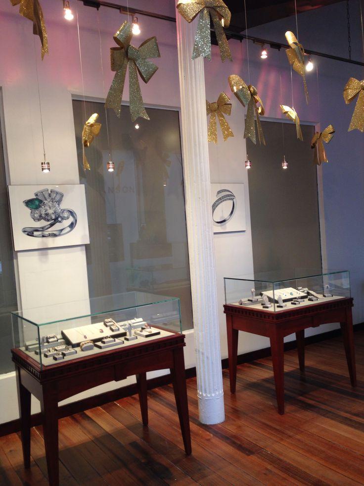 Kristin Hanson fine jewelry boutiques