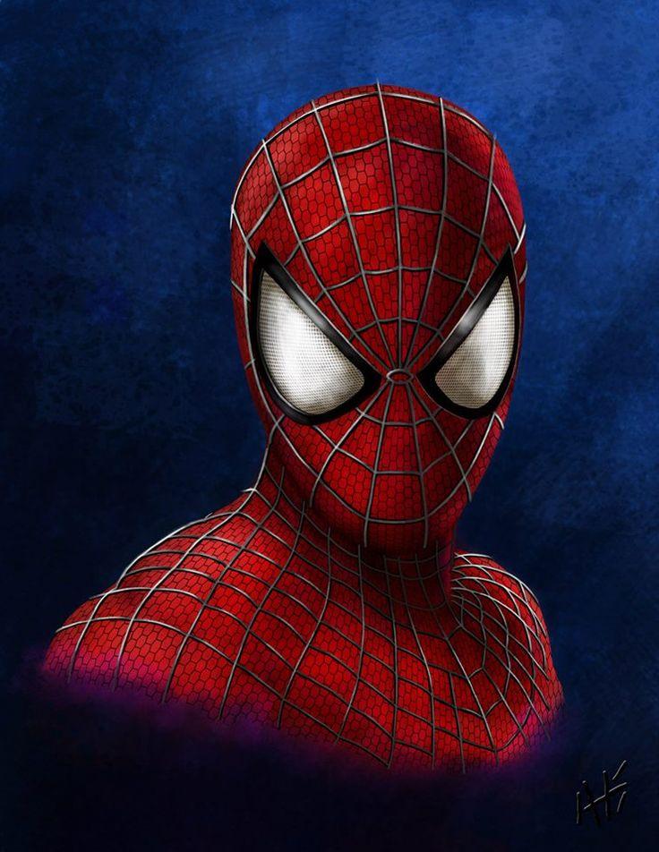 Spiderman by Anderson Halfeld