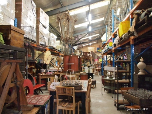 The Ugly Duckling in Richmond (Vic Melbourne).... just about anything and everything vintage and pre-loved.