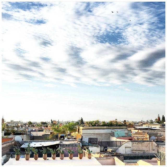 Maroc / Riad Dar Kawa / Marrakech / Photos Atelier rue verte /