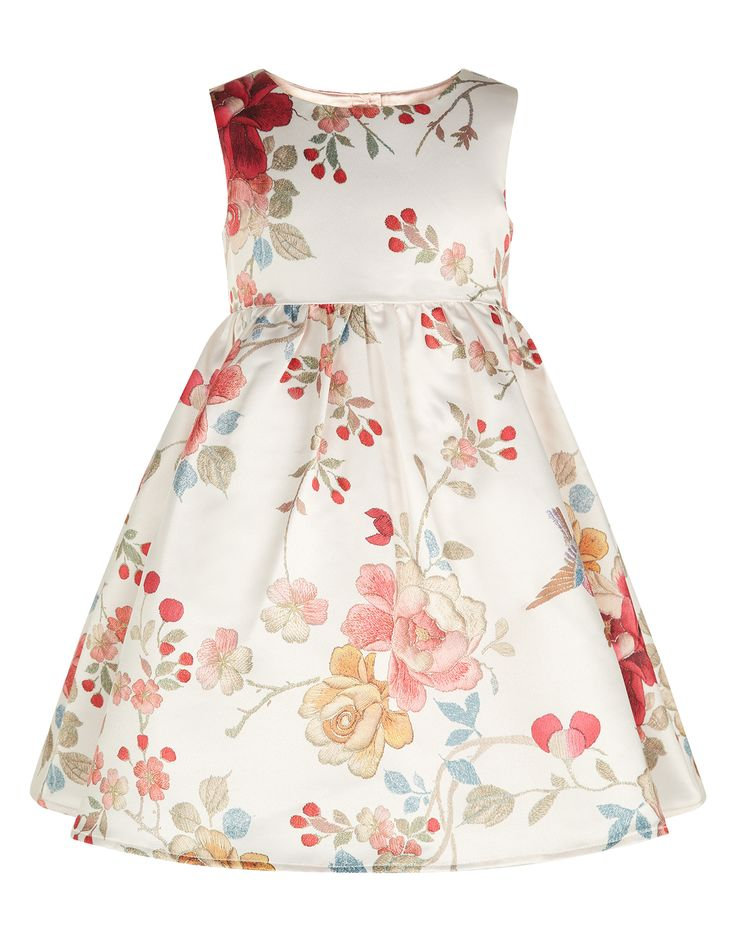 Baby Bonnie Dress | Multi | Monsoon