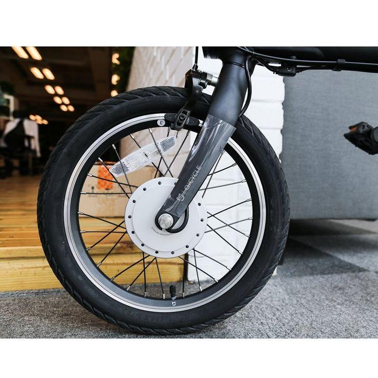 Xiaomi inteligente de energia elétrica bicicleta dobrável Bluetooth 4.0 inteligente bicicleta com pedais dobráveis luz dianteira e traseira suporte para app quadro de liga de alumínio Venda - Banggood.com
