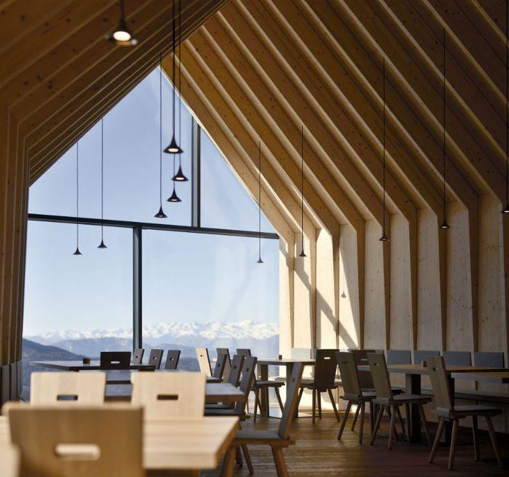 Holz architektur innenraum  47 besten Holzbau Bilder auf Pinterest   Holzbau, Holzarchitektur ...