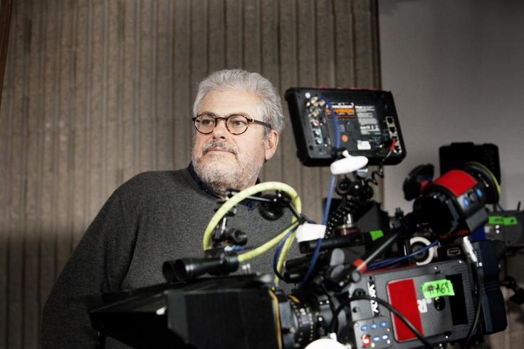 Il regista Roberto Andò.  #vivalaliberta#movie#film#politica.