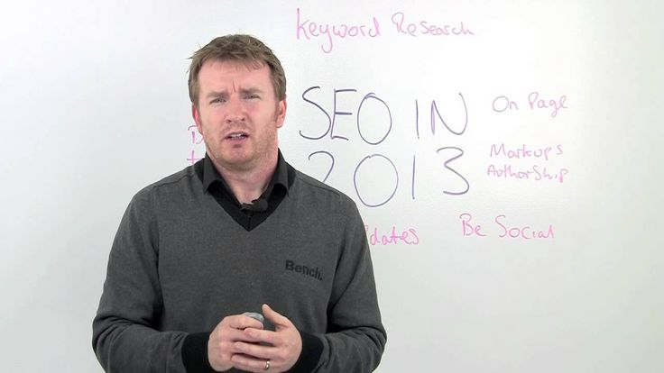 Andy Williams looks at what it means to do SEO in 2013 and which techniques are still effective.
