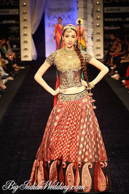Neeta Lulla bridal collection 2012