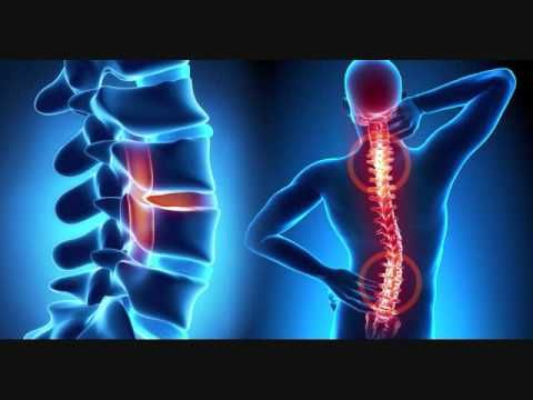 Binaural Beats Spine Healing - Backbone | Spinal Column | Vertebral Column | Vertebrae Pain Relief - YouTube