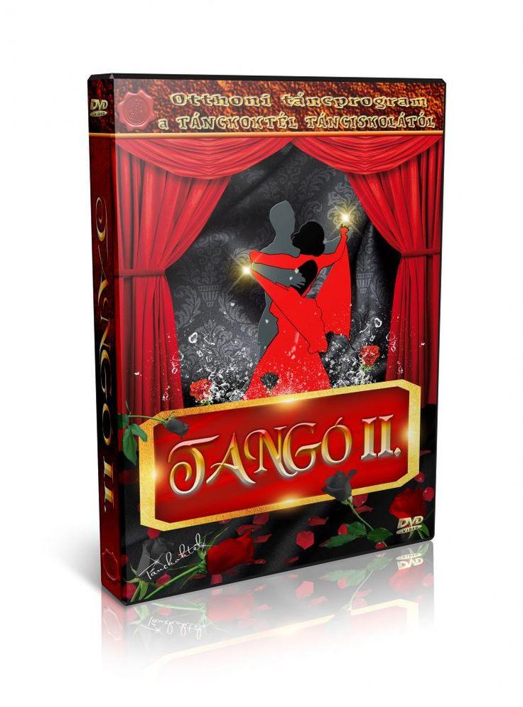 Tangó 2 - TÁNCOKTATÓ DVD