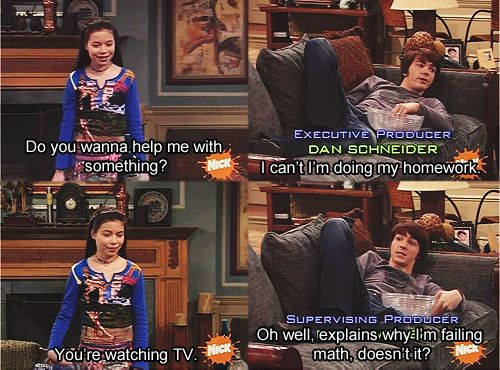 my life. Drake and josh, Tv show quotes, Just for laughs