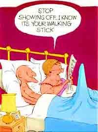 Old people sex jokes