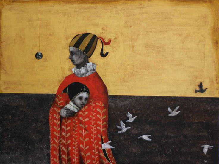 asylum by Maki Horanai   Rosebed Galleries
