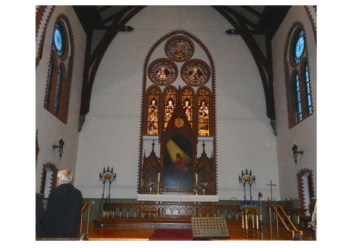 Vår Frelser kirke, Haugesund