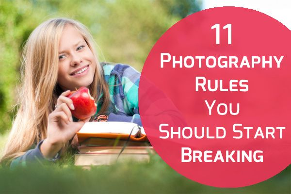 11 #Photography #Rules You Should Start Breaking http://photodoto.com/11-photography-rules-start-breaking/
