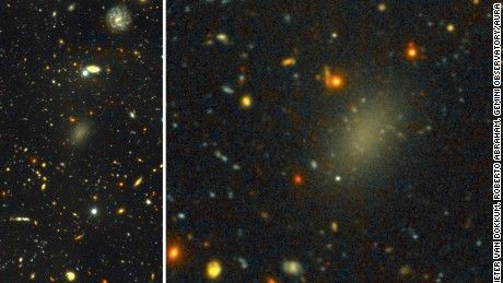 Welcome to the dark side of the universe. In a direct contrast with the…