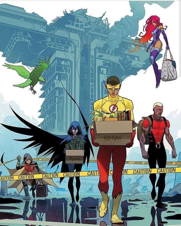 Teen Titans  Heroesvillains  Teen Titans, Teen Tians E -1896