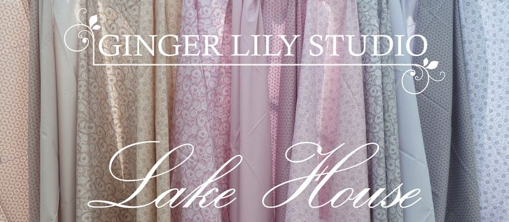 Lake House Collection by Ginger Lily Studio