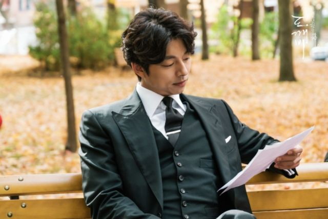 """Actor Gong Yoo's popularity is on the rise again with his new hit drama """"Goblin,"""" which follows his success with the blockbusterfilm """"Train to Busan."""" Thi"""