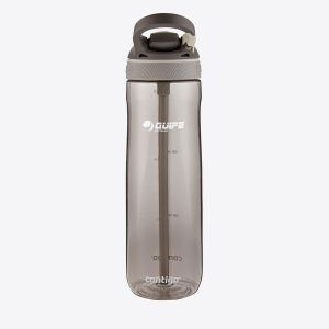 PromoBrand-Promotional Contigo® Ashland Triatan Sports Bottle. A Stylish water bottle made of very strong and clear BPA-free Tritan. With AUTOSPOUT® technology (push the button and the spout lifts up), locking mechanism and carabiner. Dishwasher safe. Includes instructions. Capacity 720 ml. Contigo® The best in quality, design and technology.
