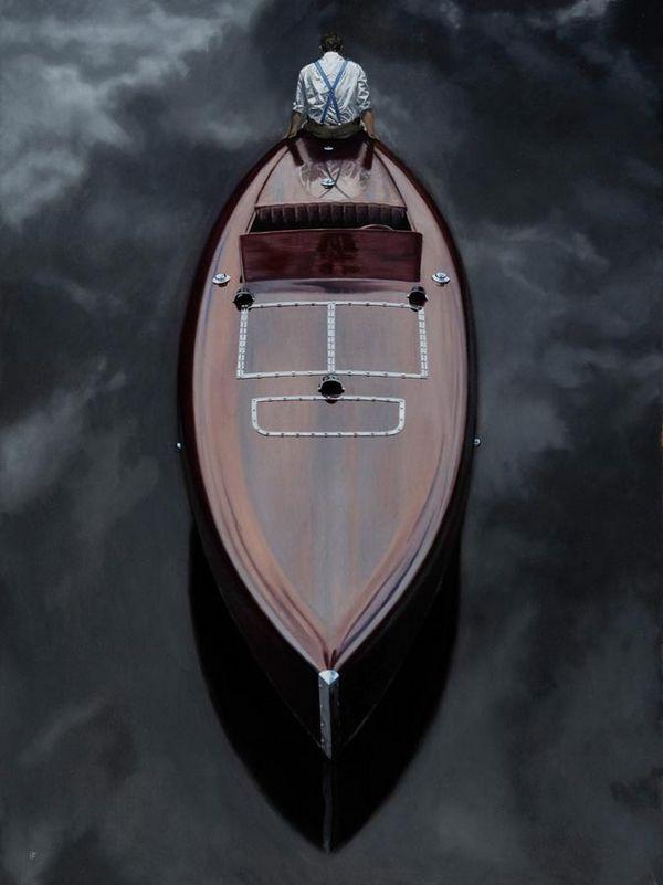 ❦ Iain Faulkner - Adrift
