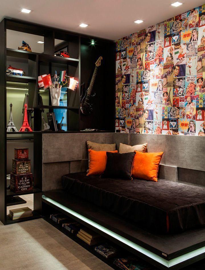 Regale für Schlafzimmer LJ\u0027s Room Ideas Pinterest Room