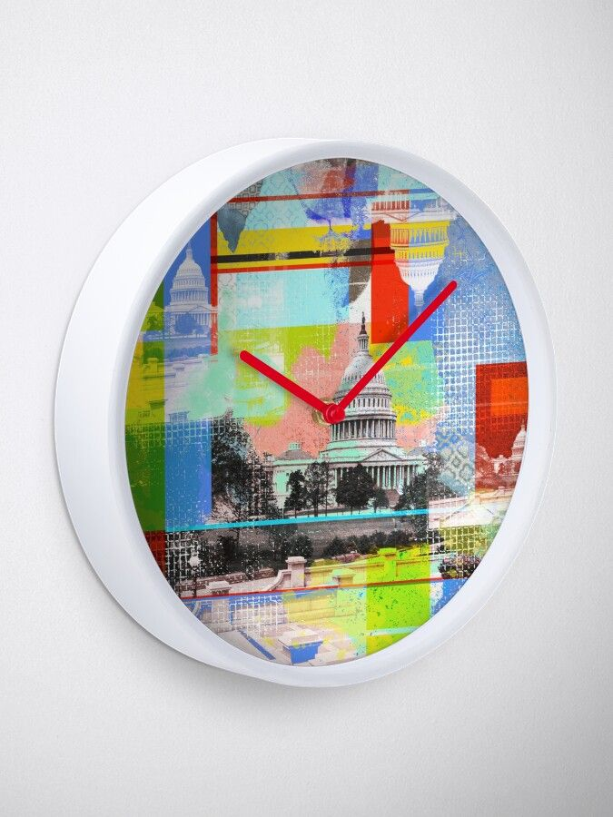 Kapitol Washington Uhr Von Mauswohn Designer Uhren Uhr Washington