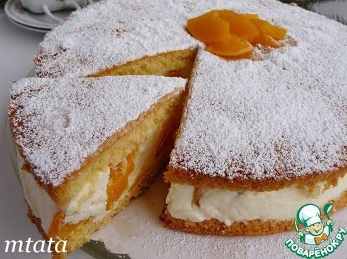 Торт «Кусочки янтаря» - просто, доступно и конечно очень вкусно! . Обсуждение на LiveInternet - Российский Сервис Онлайн-Дневников