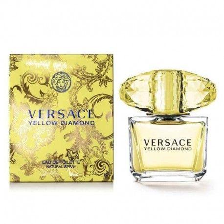 #perfume para mujer Versace Yellow Diamond de #Versace