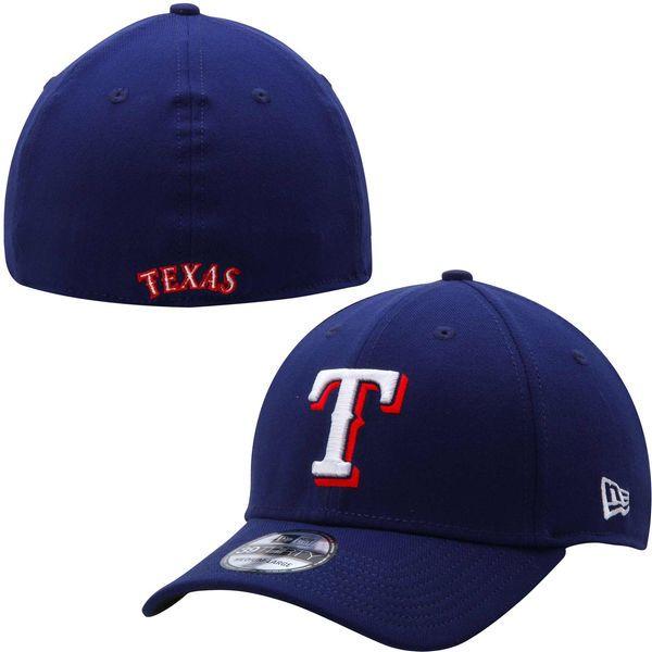 Texas Rangers New Era Team Classic Game 39THIRTY Flex Hat - Royal - $24.99