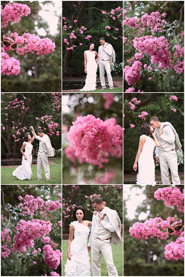 """""""Garden Romance"""" - engagement shoot ideas"""
