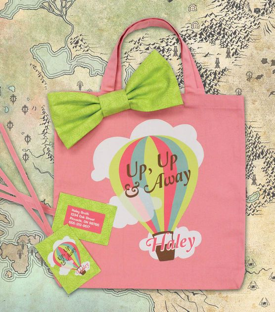 #SewMuchLove for this adorable travel tote!
