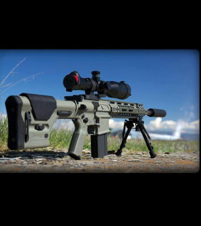 Awesome Sniper Rifle