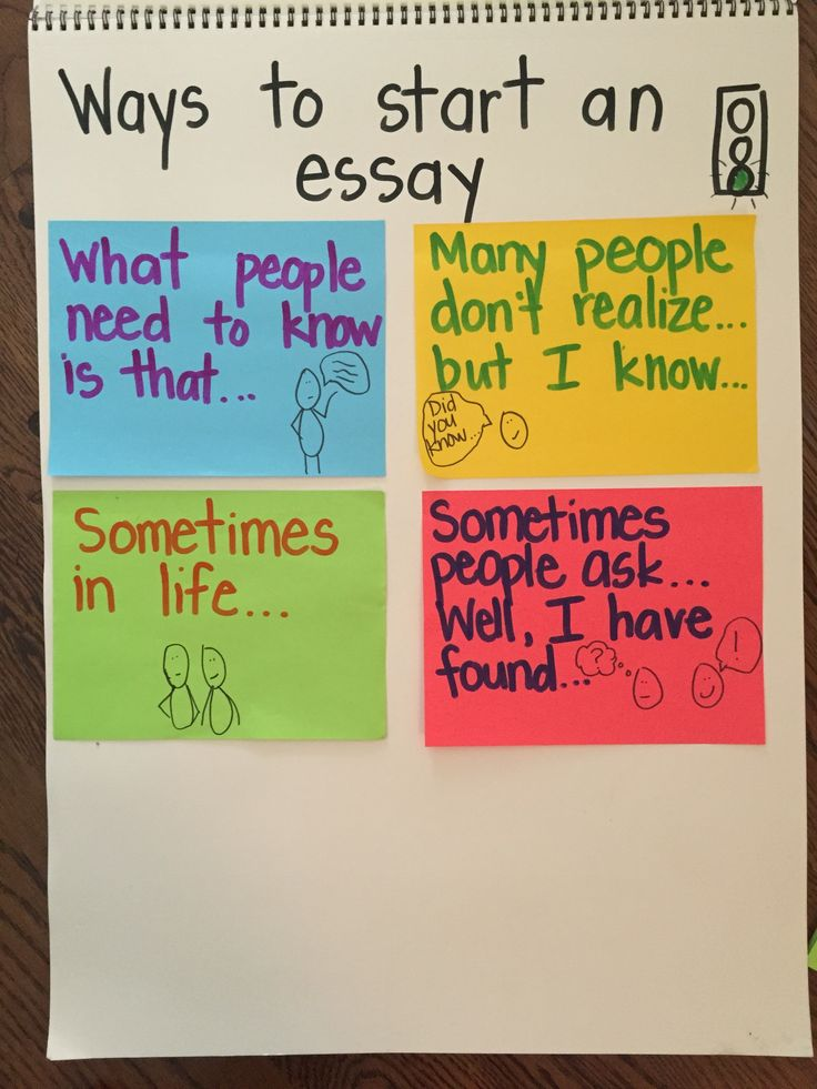 Literary essays writing about reading lesson plans
