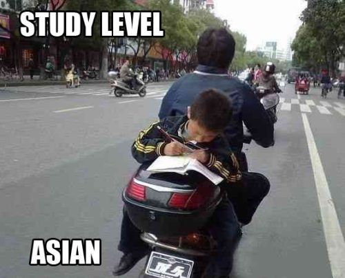 Study Level: Asian This is why Asian kids learn more than US