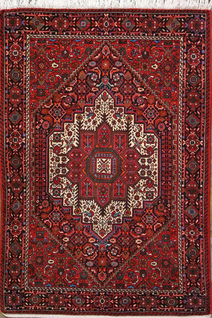 Bijar Persian Rug 3 X 4 11 Authentic