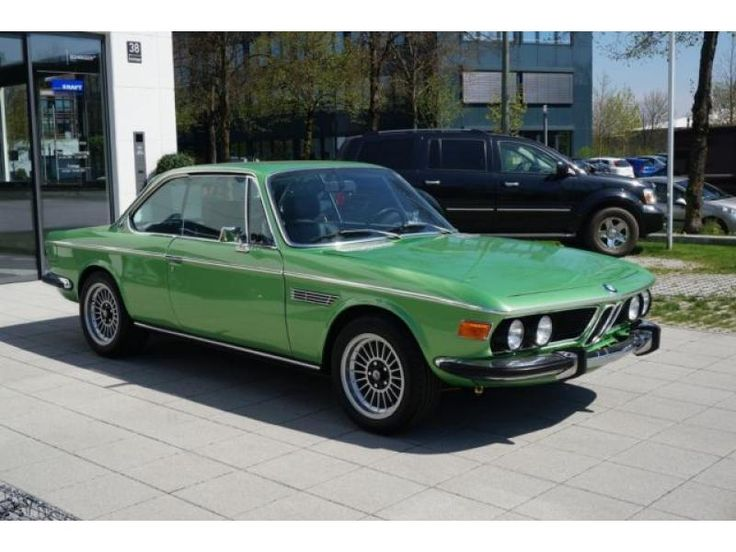 1973 BMW 3.0 CSI R6 Motor mit 3.0 Liter und 200PS