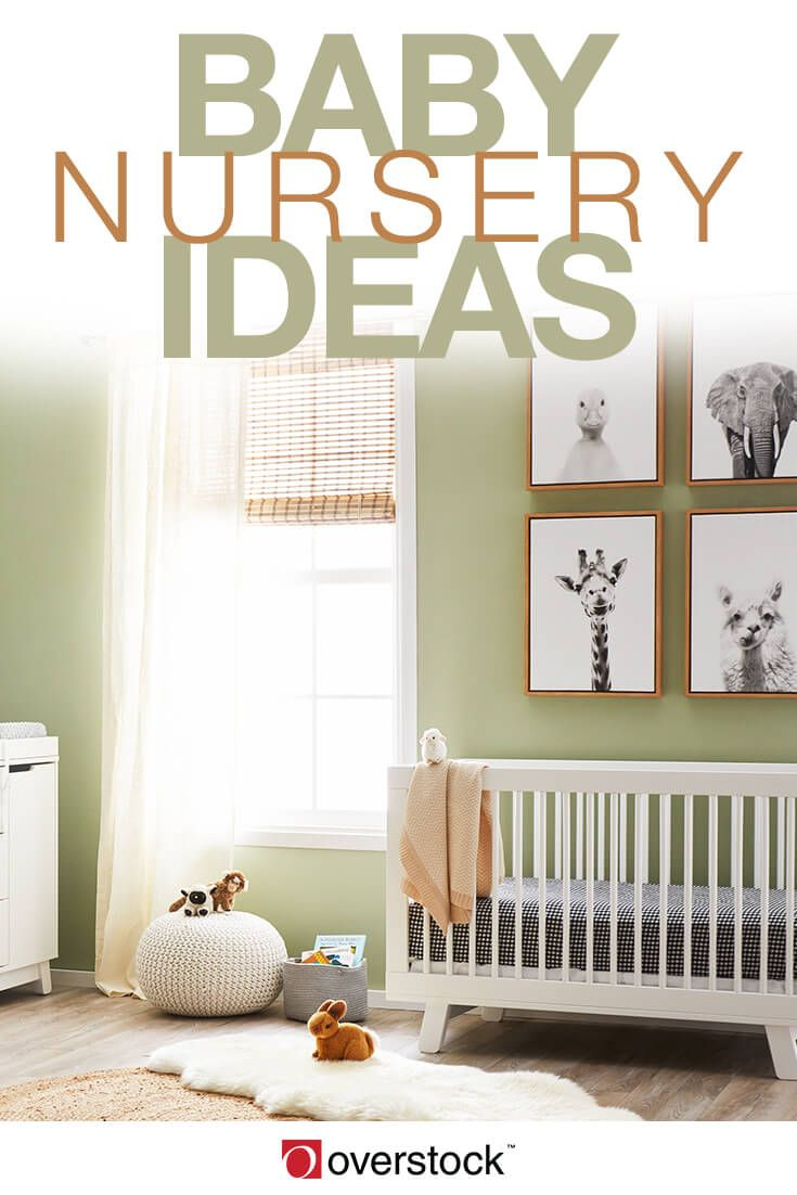Adorable Baby Nursery Ideas For Boys And Girls