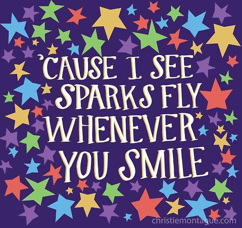 Sparks Fly   Taylor Swift   Illustration