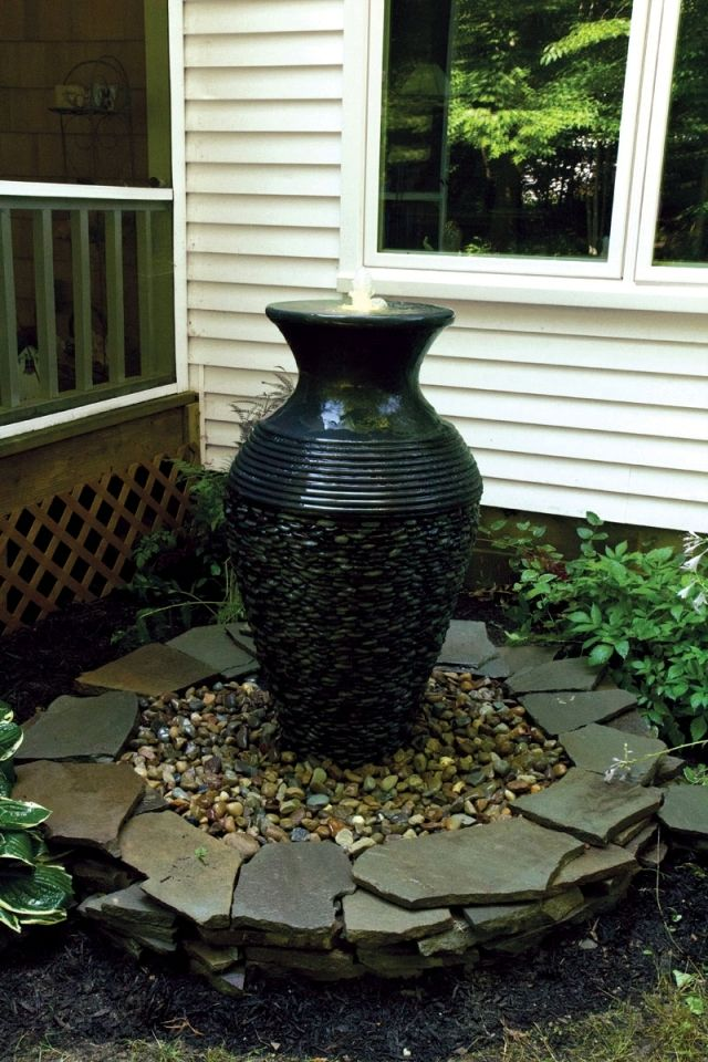 urn fountains how to make