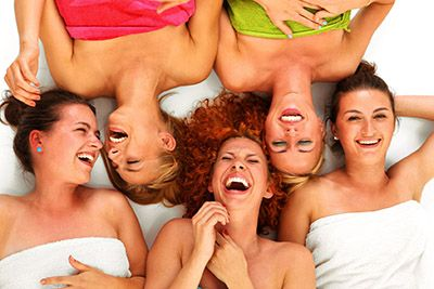 Free Pamper Party treatment when you book your Pamper Party